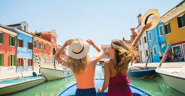 European Whirl with Contiki - Pentravel