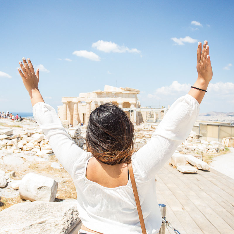 Explore Athens and the Acropolis