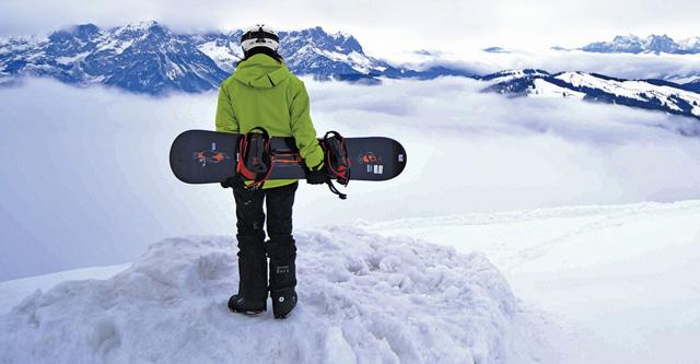 Austrian Ski - Contiki