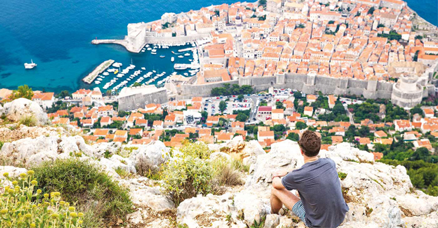 Croatia Island Escape - Contiki with Pentravel