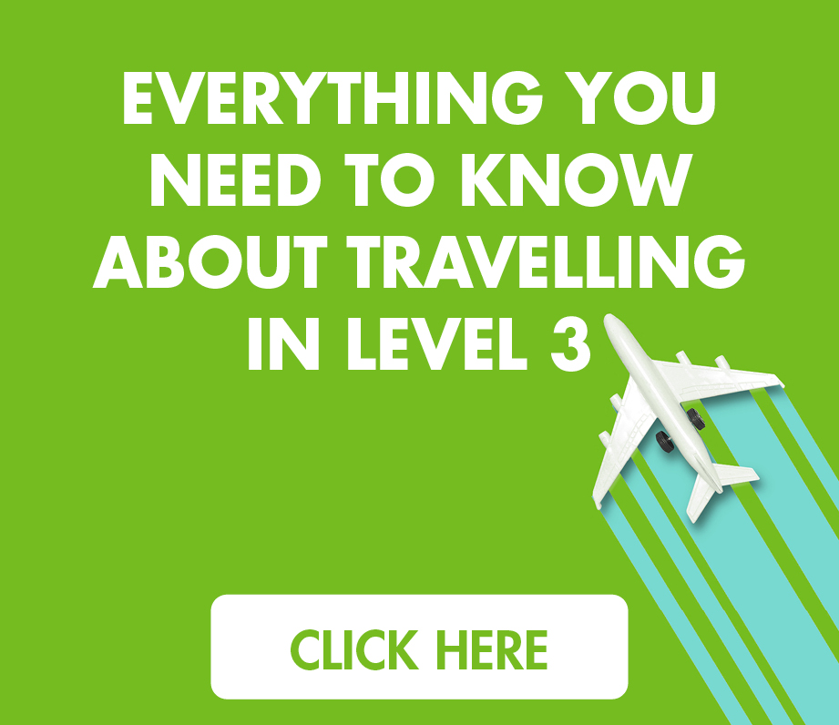 Everything you need to know about travelling in level 3