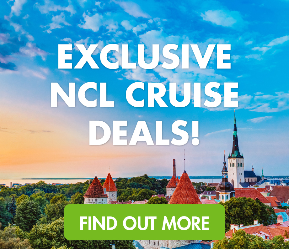 Exclusive NCL Cruise Deals