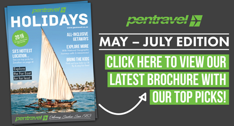 Pentravel's May to July Edition 2016