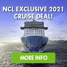 Cruise your way with NCL!