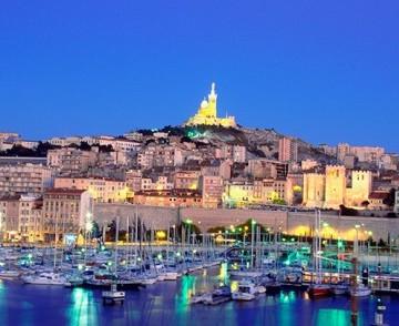 Visit Marseille, Genoa, Barcelona & more!