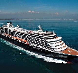 MS Zaandam Holland America Line Pentravel - Zaandam ship