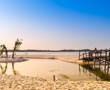 3 Night Portuguese Island, Mozambique